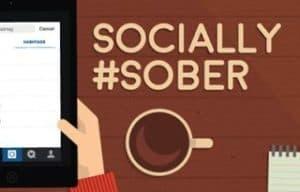 Socially Sober Cover