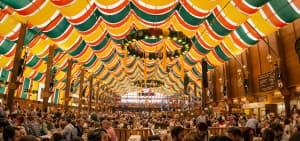 Octoberfest in Germany
