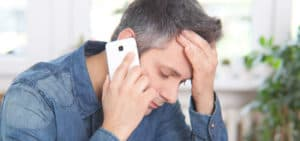 man calling 911 for fentanyl overdose victim
